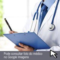 Foto do médico recomendado no google imagens