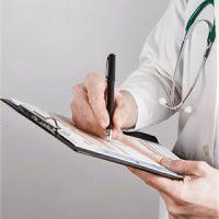 Médico Recomendado em consulta do viajante