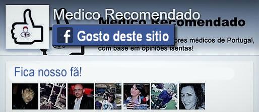 Medico Recomendado no Facebook